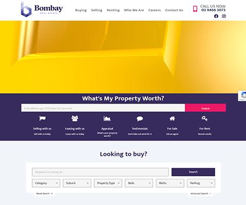 Bombay real Estate